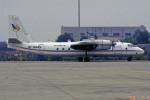 apphgさんが、西安咸陽国際空港で撮影した長安航空 Y-7の航空フォト(写真)