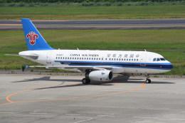 kumagorouさんが、仙台空港で撮影した中国南方航空 A319-132の航空フォト(写真)