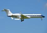 mojioさんが、成田国際空港で撮影したメリディアナ・エア G500/G550 (G-V)の航空フォト(写真)