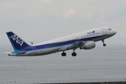 yabyanさんが、中部国際空港で撮影した全日空 A320-214の航空フォト(飛行機 写真・画像)