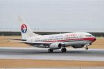 yabyanさんが、中部国際空港で撮影した中国東方航空 737-79Pの航空フォト(写真)