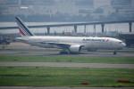 kumagorouさんが、羽田空港で撮影したエールフランス航空 777-228/ERの航空フォト(飛行機 写真・画像)