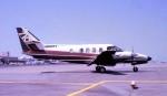 ハミングバードさんが、名古屋飛行場で撮影した富士重工業 FA-300 (Commander 710)の航空フォト(写真)