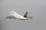 どりーむらいなーさんが、羽田空港で撮影したエア アトランタ アイスランド 747-428の航空フォト(写真)