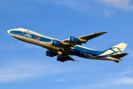 らいぬあーさんが、成田国際空港で撮影したエアブリッジ・カーゴ・エアラインズ 747-8HVFの航空フォト(写真)