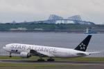 らいぬあーさんが、羽田空港で撮影した全日空 777-281の航空フォト(写真)