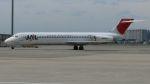 C.Hiranoさんが、伊丹空港で撮影した日本航空 MD-87 (DC-9-87)の航空フォト(写真)
