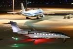 らいぬあーさんが、羽田空港で撮影したウィルミントン・トラスト・カンパニーの航空フォト(写真)