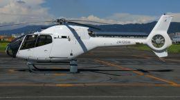 cathay451さんが、八尾空港で撮影した安藤商会 EC120B Colibriの航空フォト(飛行機 写真・画像)