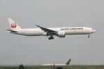 prado120さんが、羽田空港で撮影した日本航空 777-346/ERの航空フォト(写真)