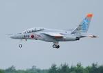 じーく。さんが、千歳基地で撮影した航空自衛隊 T-4の航空フォト(飛行機 写真・画像)