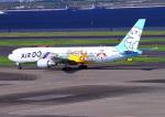 sommaさんが、羽田空港で撮影したAIR DO 767-381の航空フォト(写真)