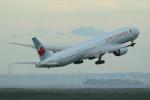 こだしさんが、羽田空港で撮影したエア・カナダ 777-333/ERの航空フォト(写真)