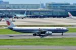 Dojalanaさんが、羽田空港で撮影した中国国際航空 A330-343Eの航空フォト(写真)