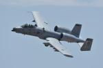 じゃまちゃんさんが、ネリス空軍基地で撮影したアメリカ空軍 A-10C Thunderbolt IIの航空フォト(写真)