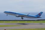 yabyanさんが、中部国際空港で撮影した大韓航空 A330-322の航空フォト(飛行機 写真・画像)