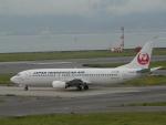 chappyさんが、関西国際空港で撮影した日本トランスオーシャン航空 737-4Q3の航空フォト(写真)