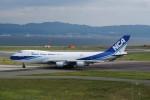 Fuseyaさんが、関西国際空港で撮影した日本貨物航空 747-4KZF/SCDの航空フォト(写真)