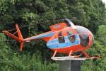 camelliaさんが、成田国際空港で撮影した新日本ヘリコプター 369HSの航空フォト(写真)