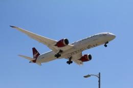 DREAMWINGさんが、ロサンゼルス国際空港で撮影したヴァージン・アトランティック航空 787-9の航空フォト(飛行機 写真・画像)
