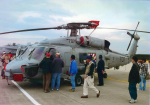 Wasawasa-isaoさんが、三沢飛行場で撮影したアメリカ海軍 SH-60B Seahawk (S-70B-1)の航空フォト(飛行機 写真・画像)