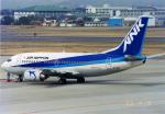 Wasawasa-isaoさんが、名古屋飛行場で撮影したエアーニッポン 737-5L9の航空フォト(写真)