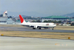 Wasawasa-isaoさんが、名古屋飛行場で撮影した日本航空 767-346の航空フォト(写真)