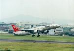 Wasawasa-isaoさんが、名古屋飛行場で撮影したノースウエスト航空 757-251の航空フォト(写真)