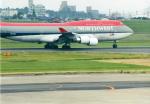 Wasawasa-isaoさんが、名古屋飛行場で撮影したノースウエスト航空 747-451の航空フォト(写真)