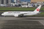 たみぃさんが、羽田空港で撮影した日本航空 787-8 Dreamlinerの航空フォト(写真)