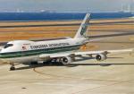 Wasawasa-isaoさんが、中部国際空港で撮影したエバーグリーン航空 747-212B(SF)の航空フォト(写真)