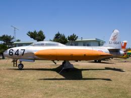Mame @ TYOさんが、米子空港で撮影した航空自衛隊 T-33Aの航空フォト(飛行機 写真・画像)