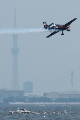 kanade/Ryo@S.O.R.A.さんが、浦安場外離着陸場で撮影したザルツブルク・ジェット・アビエーション EA-300LCの航空フォト(飛行機 写真・画像)