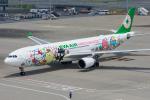 Tomo-Papaさんが、羽田空港で撮影したエバー航空 A330-302Xの航空フォト(写真)