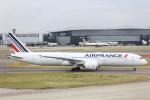 安芸あすかさんが、ロンドン・ヒースロー空港で撮影したエールフランス航空 787-9の航空フォト(写真)