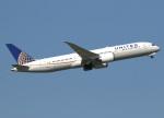 voyagerさんが、羽田空港で撮影したユナイテッド航空 787-9の航空フォト(飛行機 写真・画像)