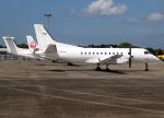 voyagerさんが、鹿児島空港で撮影した日本エアコミューター 340Bの航空フォト(写真)