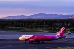 dragonflyさんが、新千歳空港で撮影したピーチ A320-214の航空フォト(飛行機 写真・画像)