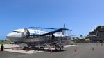 westtowerさんが、チューク国際空港で撮影したユナイテッド航空 737-824の航空フォト(写真)