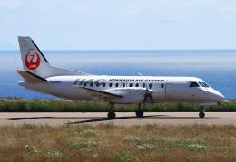りんたろうさんが、奥尻空港で撮影した北海道エアシステム 340B/Plusの航空フォト(飛行機 写真・画像)