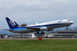 りんたろうさんが、旭川空港で撮影した全日空 737-881の航空フォト(写真)