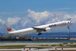 yousei-pixyさんが、那覇空港で撮影した日本航空 777-346の航空フォト(飛行機 写真・画像)