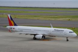 yabyanさんが、名古屋飛行場で撮影したフィリピン航空 A321-231の航空フォト(写真)