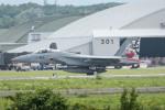 Yagamaniaさんが、千歳基地で撮影した航空自衛隊 F-15J Eagleの航空フォト(写真)