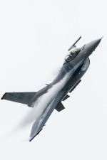 Yagamaniaさんが、千歳基地で撮影したアメリカ空軍 F-16CM-50-CF Fighting Falconの航空フォト(写真)