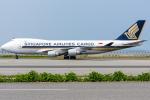 関西国際空港 - Kansai International Airport [KIX/RJBB]で撮影されたシンガポール航空カーゴ - Singapore Airlines Cargo [SQC]の航空機写真