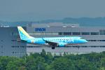 パンダさんが、新千歳空港で撮影したフジドリームエアラインズ ERJ-170-100 (ERJ-170STD)の航空フォト(飛行機 写真・画像)