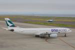じゃりんこさんが、中部国際空港で撮影したキャセイパシフィック航空 A330-343Xの航空フォト(写真)