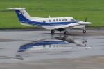 yabyanさんが、名古屋飛行場で撮影したダイヤモンド・エア・サービス 200T Super King Airの航空フォト(飛行機 写真・画像)