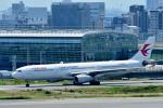 Dojalanaさんが、羽田空港で撮影した中国東方航空 A330-343Xの航空フォト(写真)
